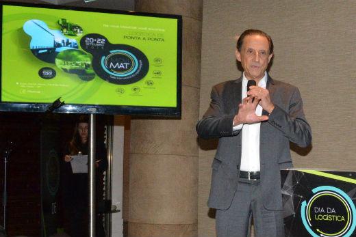 Em noite de gala da Logística, Movimat reúne líderes e entidades do setor, que é um dos mais estratégicos