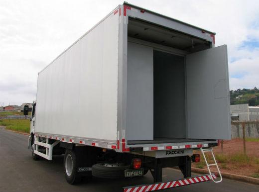 Empresas investem em veículos mais seguros para o transporte de cargas